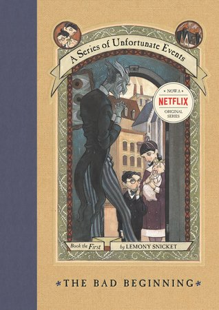 A Series of Unfortunate Events : Mini Reviews Part One