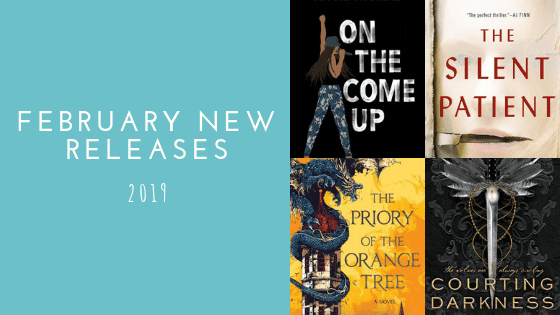 February New Releases | 2019